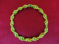 HEMP TWIST BANGLE